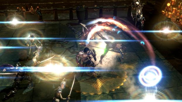 Dungeon Siege III on PC screenshot #4