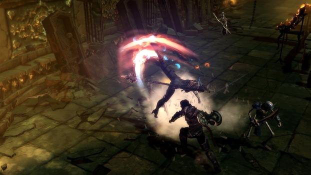 Dungeon Siege III on PC screenshot #5