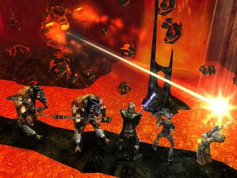 Dungeon Siege on PC screenshot #5