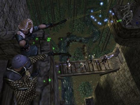 Dungeon Siege on PC screenshot #4
