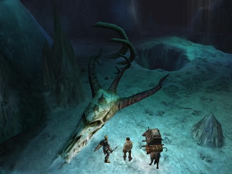 Dungeon Siege on PC screenshot #3
