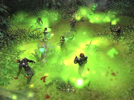 Dungeon Siege on PC screenshot #1