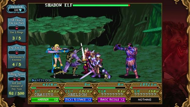 Dungeons & Dragons: Chronicles of Mystara 4 Pack on PC screenshot #2