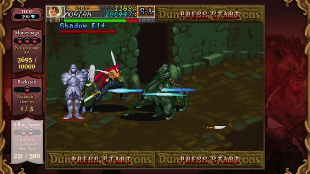 Dungeons & Dragons: Chronicles of Mystara on PC screenshot #7