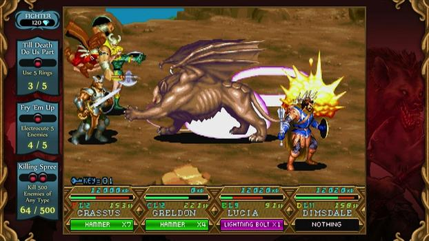 Dungeons & Dragons: Chronicles of Mystara on PC screenshot #6