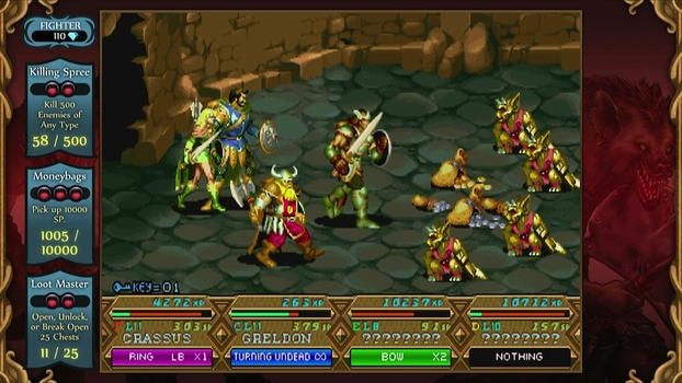 Dungeons & Dragons: Chronicles of Mystara on PC screenshot #4