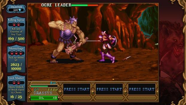 Dungeons & Dragons: Chronicles of Mystara on PC screenshot #1