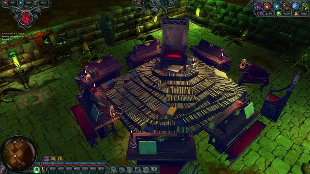Dungeons: Into the Dark on PC screenshot #5