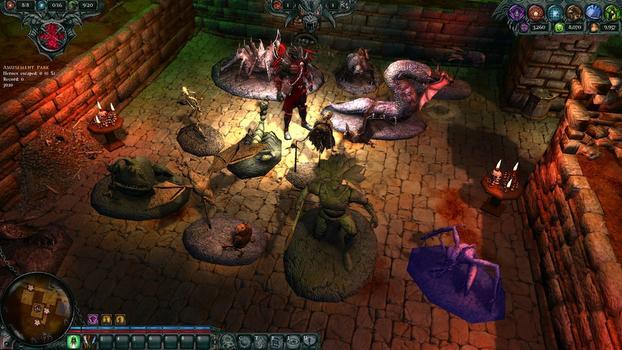 Dungeons: Into the Dark on PC screenshot #4