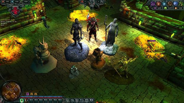 Dungeons: Into the Dark on PC screenshot #3