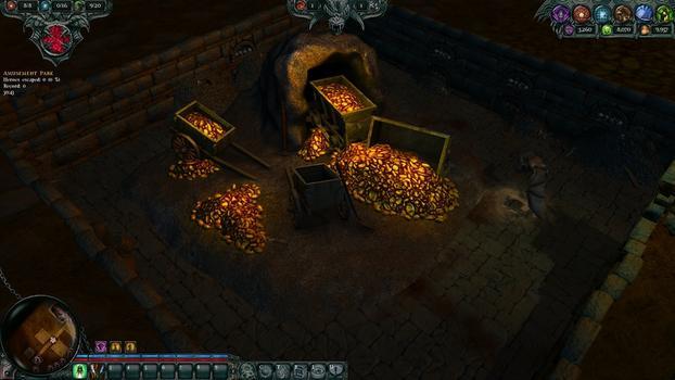 Dungeons: Into the Dark on PC screenshot #2