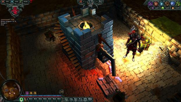 Dungeons: Into the Dark on PC screenshot #1