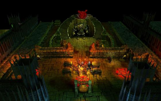 Dungeons: Map Pack on PC screenshot #4