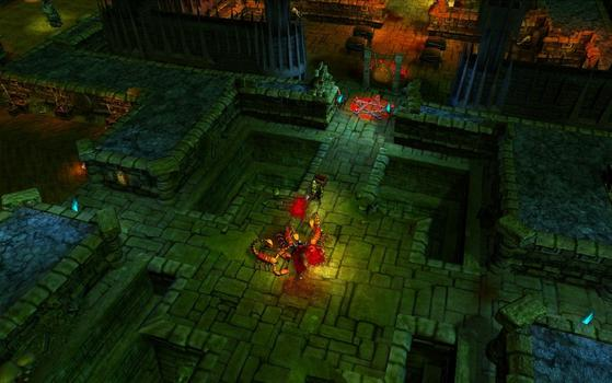 Dungeons: Map Pack on PC screenshot #3