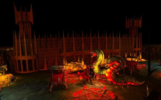 Dungeons: Map Pack on PC screenshot #2