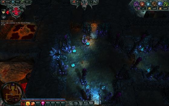 Dungeons on PC screenshot #1