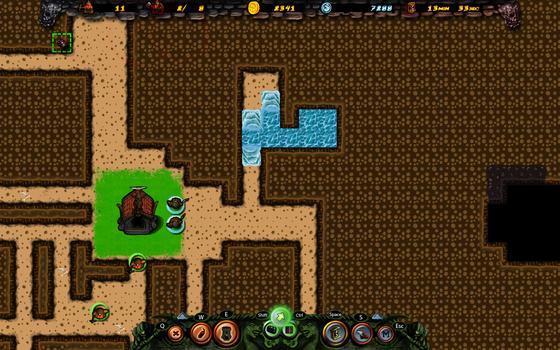 Dwarfs!? on PC screenshot #1