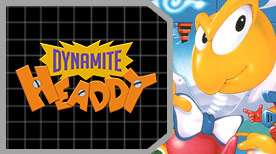 Dynamite Headdy