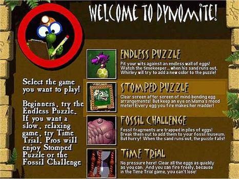 Dynomite (NA) on PC screenshot #1