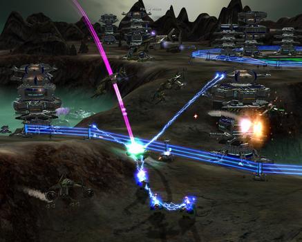 Earth 2160 on PC screenshot #5