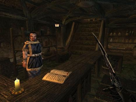The Elder Scrolls III: Morrowind Game of The Year Edition on PC screenshot #4