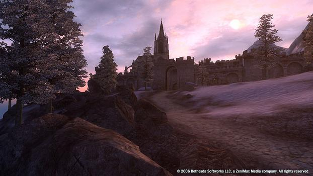 The Elder Scrolls IV: Oblivion Game of the Year Edition Deluxe on PC screenshot #1