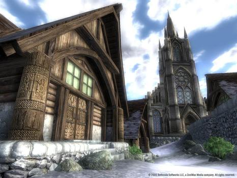 The Elder Scrolls IV: Oblivion Game of the Year Edition on PC screenshot #4