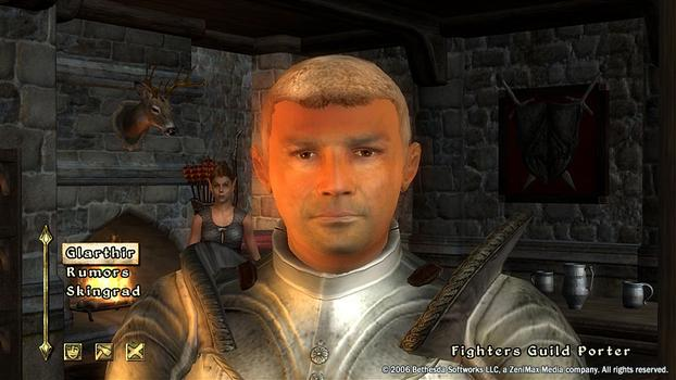 The Elder Scrolls IV: Oblivion Game of the Year Edition on PC screenshot #2