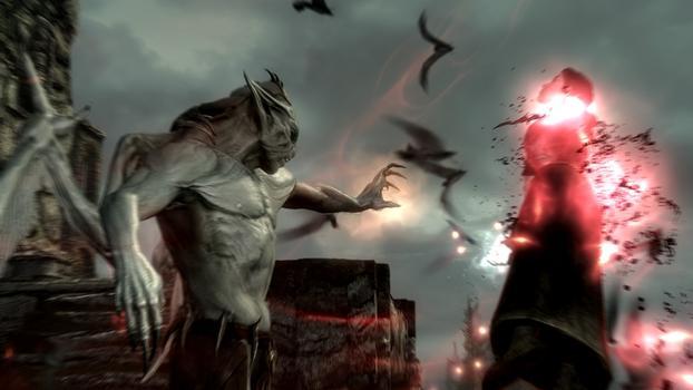 The Elder Scrolls V: Skyrim® - Dawnguard™ on PC screenshot #3