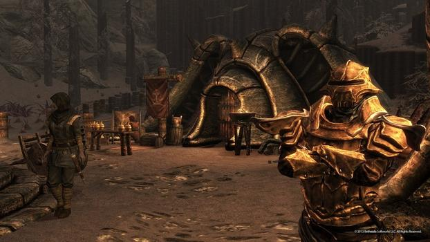 The Elder Scrolls V: Skyrim® - Dragonborn™ on PC screenshot #1