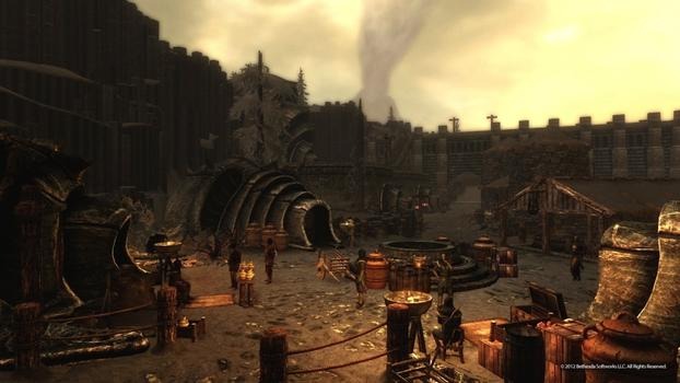The Elder Scrolls V: Skyrim - Dragonborn on PC screenshot #4
