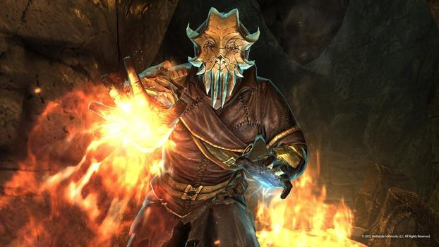 The Elder Scrolls V: Skyrim - Dragonborn on PC screenshot #2