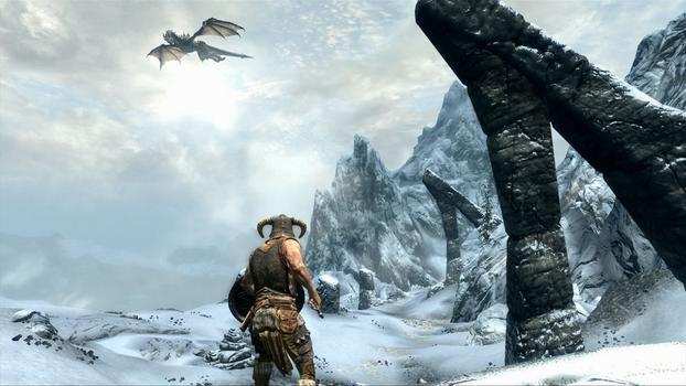 The Elder Scrolls V: Skyrim® Legendary Edition on PC screenshot #1