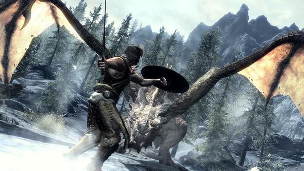 The Elder Scrolls V: Skyrim on PC screenshot #1