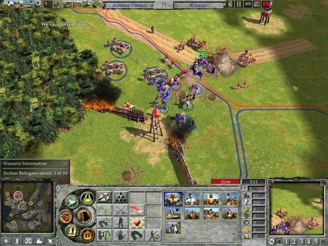 Empire Earth 2: Gold Edition on PC screenshot #7