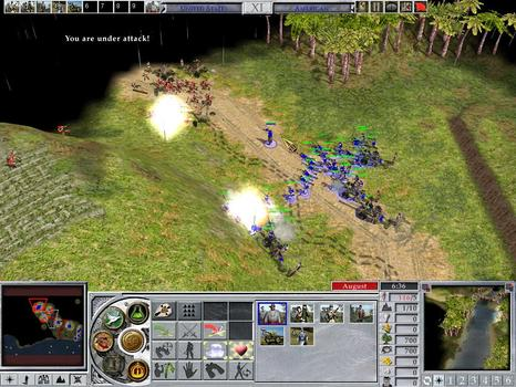 Empire Earth 2: Gold Edition on PC screenshot #6