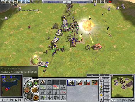 Empire Earth 2: Gold Edition on PC screenshot #5