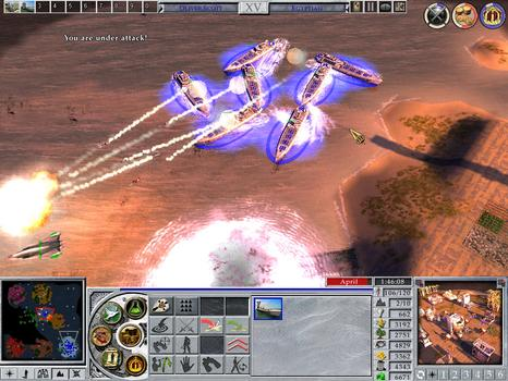 Empire Earth 2: Gold Edition on PC screenshot #1