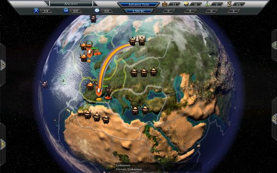 Empire Earth 3 on PC screenshot #5