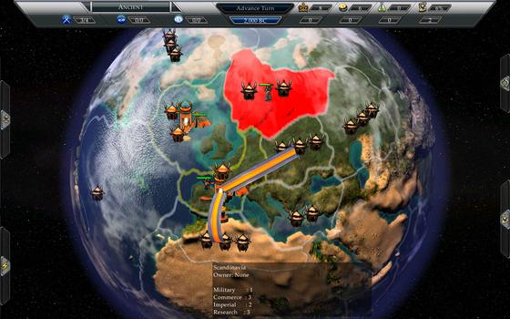 Empire Earth 3 on PC screenshot #4