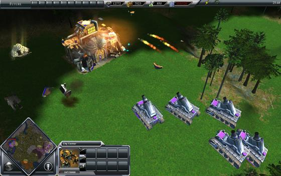 Empire Earth 3 on PC screenshot #2