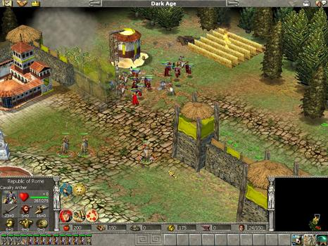 Empire Earth: Gold Edition on PC screenshot #6