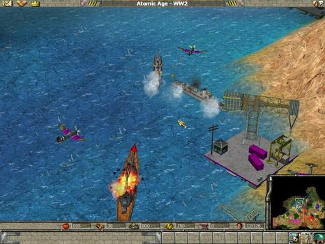 Empire Earth: Gold Edition on PC screenshot #2