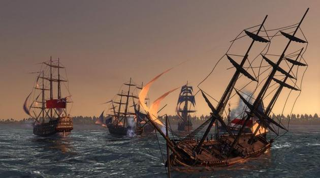 Empire: Total War on PC screenshot #6
