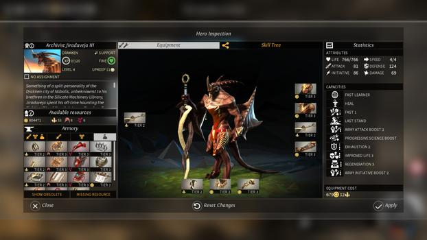 Endless Legend - Classic Edition on PC screenshot #5