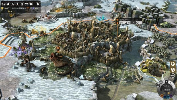 Endless Legend - Classic Edition on PC screenshot #3