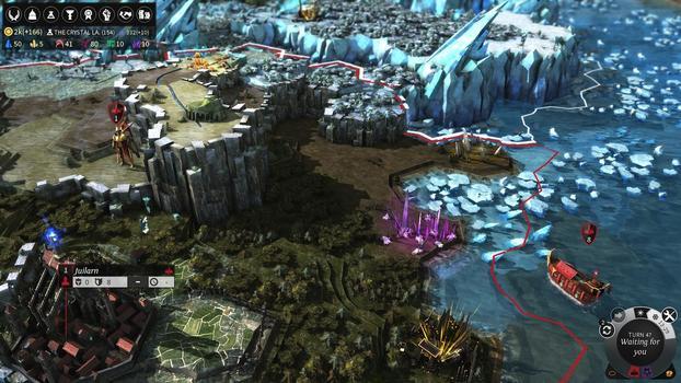 Endless Legend - Classic Edition on PC screenshot #1