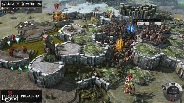 Endless Legend - Classic Edition on PC screenshot #14