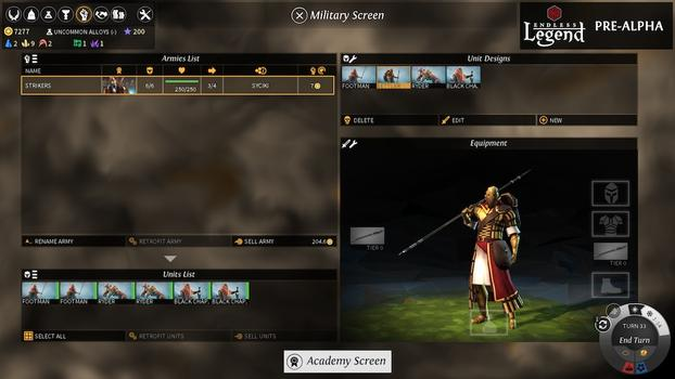 Endless Legend - Classic Edition on PC screenshot #13