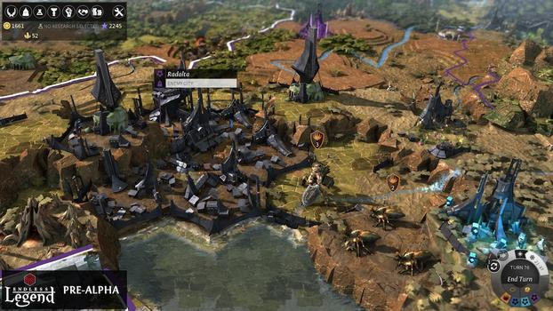 Endless Legend - Classic Edition on PC screenshot #12